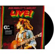 Lp Bob Marley And The Wailers Live!