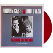 Lp Johnny Cash Vs Bob Dylan The Singer And The Song