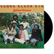 Lp Banda Black Rio Gafieira Universal