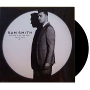 Lp Compacto Sam Smith Writings On The Wall 007 Spectre