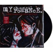 Lp My Chemical Romance Three Cheers For Sweet Revenge