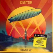 Lp Box Set Led Zeppelin Celebration Day