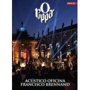 Dvd + Cd O Rappa Acustico Oficina Francisco Brennand
