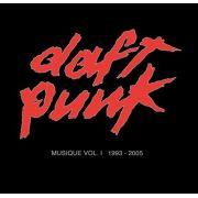 Cd Daft Punk Musique Vol. 1 1993-2005