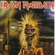 Cd Iron Maiden Primeiro