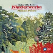 Cd Heitor Villa-lobos Klavierwerke