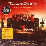 Lp Box Set David Gilmour Live In Gdansk