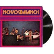 Lp Novos Baianos 1974