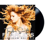 Lp Taylor Swift Fearless Platinum Edition