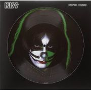 Lp Kiss Peter Criss Picture