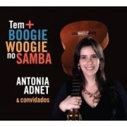 Cd Antonia Adnet Tem + Boogie Woogie No Samba
