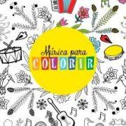 Cd Box Set Musica Para Colorir 3 Cds