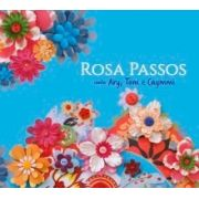 Cd Rosa Passos Canta Ary, Tom E Caymmi