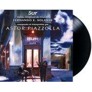 Lp Astor Piazzolla Sur Trilha Sonora