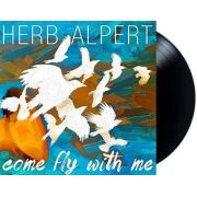 Lp Herb Alpert Come Fly With Me