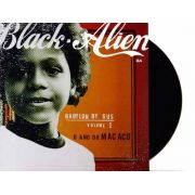 Lp Black Alien O Ano Do Macaco