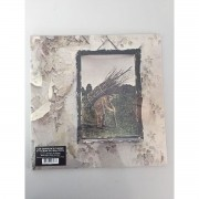 Lp Led Zeppelin IV CAPA RASGADA