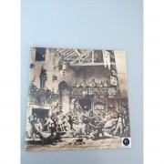 Lp Jethro Tull Ministrel in the Gallery CAPA AMASSADA
