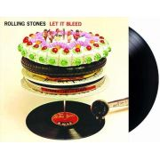 Lp The Rolling Stones Let It Bleed Mono