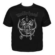 Camiseta Plus Size Motorhead Logo