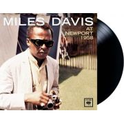 Lp Vinil Miles Davis At Newport 1958
