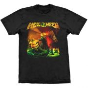Camiseta Helloween Straight Out Of Hell