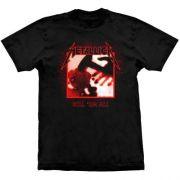 Camiseta Metallica Kill Em All