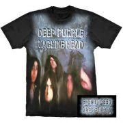 Camiseta Premium Deep Purple Machine Head