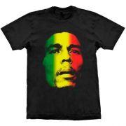 Camiseta Bob Marley Face