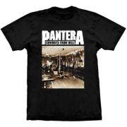 Camiseta Pantera Cowboys From Hell