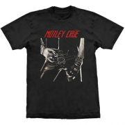 Camiseta Motley Crue Too Fast For Love