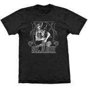 Camiseta Slash Skull And Girl