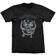 Camiseta Motorhead Logo