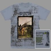 Camiseta Premium Led Zeppelin IV