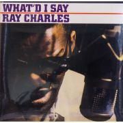 Lp Ray Charles What'd I Say