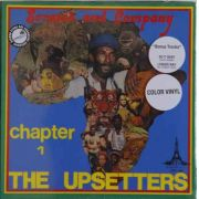 Lp Box Set Lee Perry Scracth And Company The Upsetters