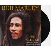 Lp Bob Marley & The Wailers A Legend