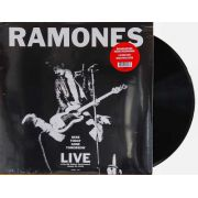 Lp Ramones Here Today Gone Tomorrow Live