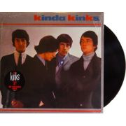 Lp The Kinks Kinda Kinks