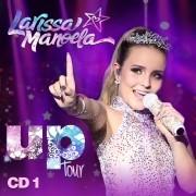 Cd Larissa Manoela Up Tour Cd 1