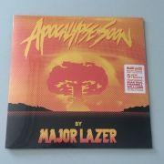Lp Vinil Major Lazer Apocalypse Soon CAPA AMASSADA