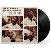 Lp Vinil Muddy Waters Folk Singer
