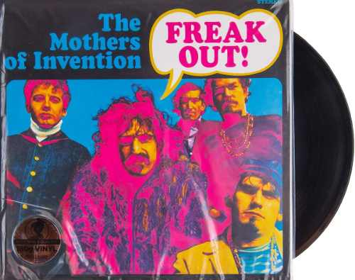 Lp Frank Zappa Freak-Out The Mothers Of Invention