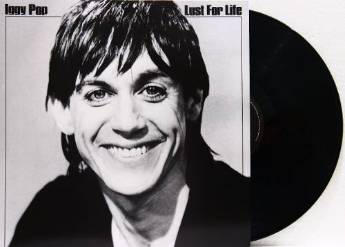 Lp Iggy Pop Lust For Life