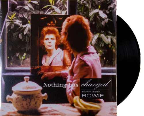 Lp David Bowie Nothing Has Changed