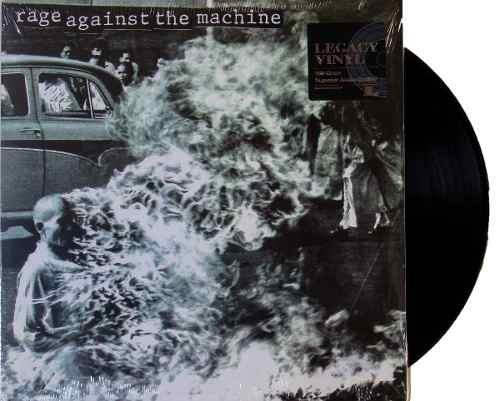 Lp Rage Against The Machine