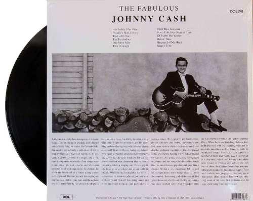 Lp The Fabulous Johnny Cash