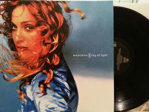 Lp Madonna Ray Of Light