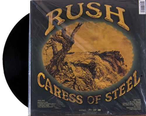 Lp Rush Caress Of Steel 200g