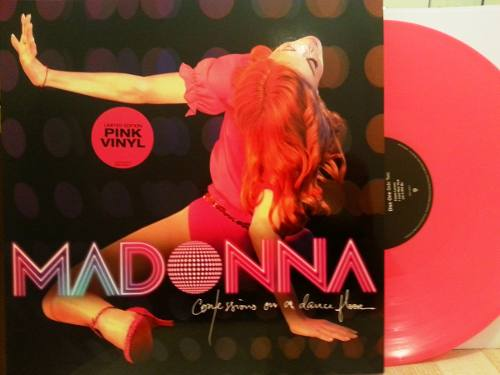 Lp Madonna Confessions On A Dance Floor